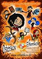 Østerskov Efterskole - Danish public high school teaching all subjects using LARP