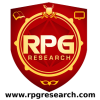 The RPG (Role-Playing Game) Research Project Community Website